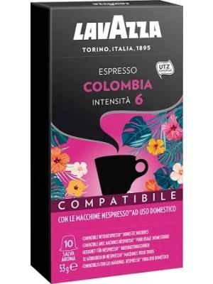120 capsule Lavazza Colombia compatibili Nespresso®